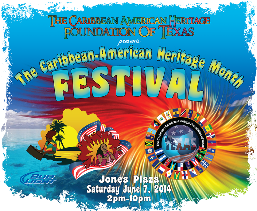 CAHFT Annual Caribbean American Heritage Month Festival