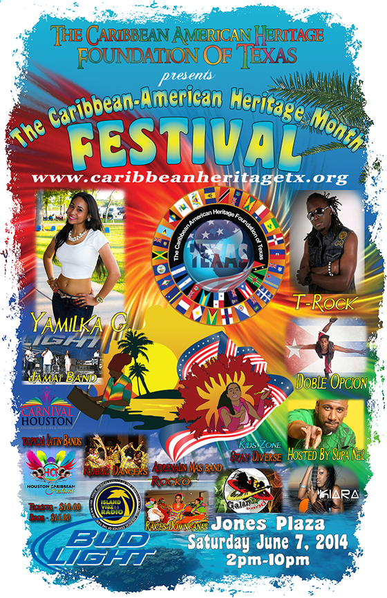 CAHFT 2014 Caribbean-American Heritage Month Festival