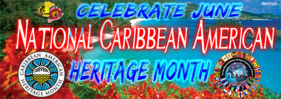 Caribbean-American Heritage Month