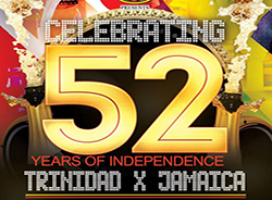 Soca Passion Celebrates Trinidad 52nd Anniversary of Independence